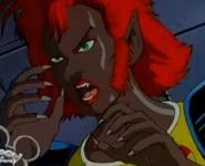 Wolfsbane animated