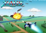 Xevious by tarrow100-d8lrrtp
