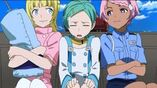 Ao, Fleur and Elena