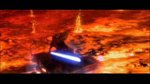 Darth Vader pod leap