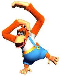 Lanky Kong64