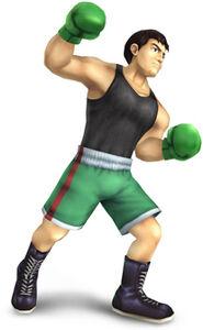 Little Mac in Super Smash Bros. Brawl