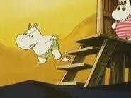 Moomin go to sea