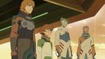 Pidge, Ryner, Sam, and Matt