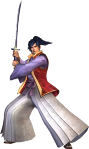 Takamaru Samurai Warriors 3