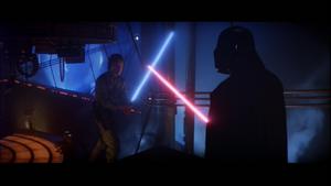 Vader surprises