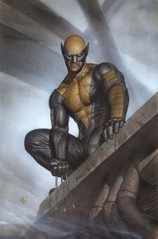 Wolverine Vol 6 2 Granov Variant Textless
