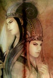 Zhuge Liang & Sima Yi (MKS)