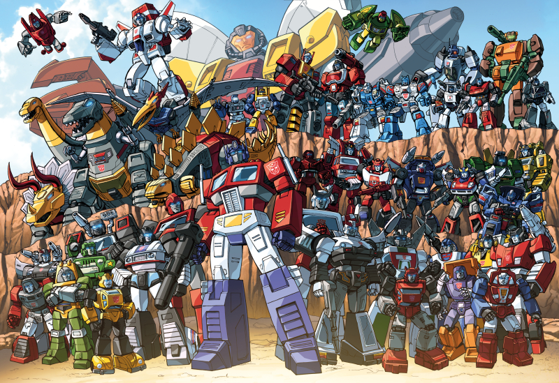 User blog:Darthranner83/Transformers characters with ...