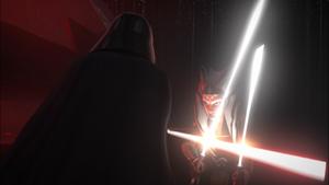Darth Vader opportune