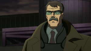 Jim Gordon DC Animated Movie