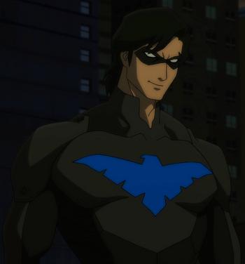 Nightwing | DC Database | FANDOM powered by Wikia