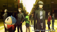 Persona 4 investigation team 1