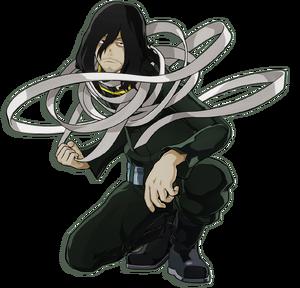 Shota Aizawa One's Justice