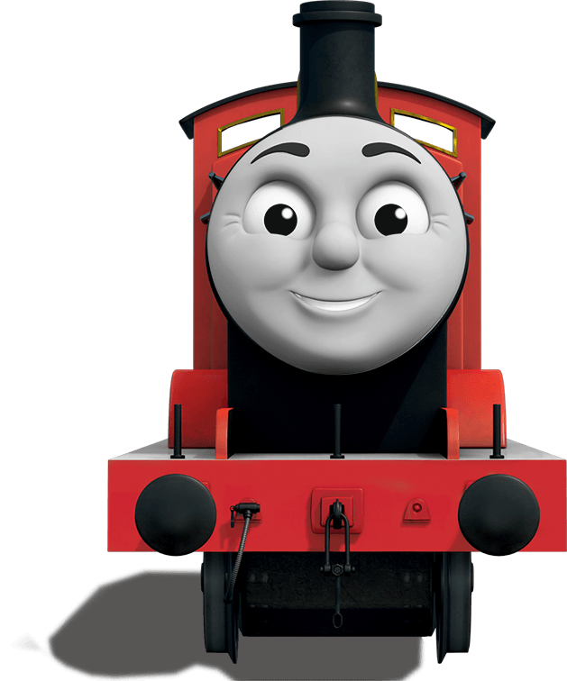 James the Red Engine | Heroes Wiki | FANDOM powered by Wikia