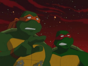 Federation's best toys (Turtles in Space)