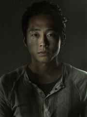 Glenn Rhee! (Steven Yeun) -A-