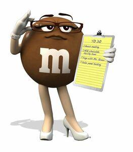 Ms. Brown clipboard