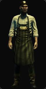 Agent 47- Store Clerk