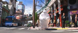 Big Hero 6 Still 2014