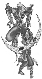 Geo-Borgs (Rifts Sourcebook, China 2 Heroes of the Celestial Court)