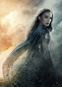 Jane Foster Thor- The Dark World