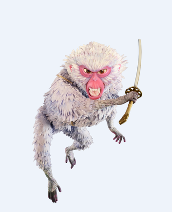 Monkey (Kubo and the Two Strings) | Heroes Wiki | Fandom