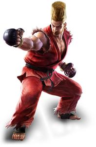 Tekken tag tournament 2 paul phoenix