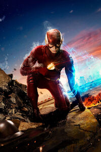 The Flash Arrowverse