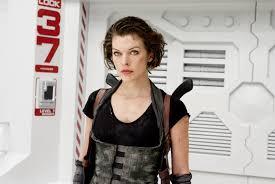 Alice in Resident Evil 4