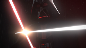 Darth Vader biff
