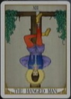 Lucia's Cards, The Hanged Man