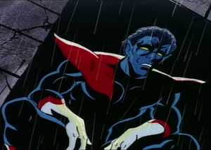 Nightcrawler, X-Men the animated series