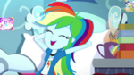 Rainbow Dash whole afternoon with just me