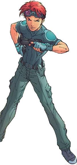 Spyboy-Peter-David-Comics
