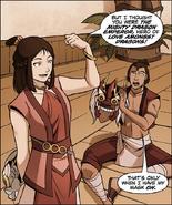 Ursa and Ikem