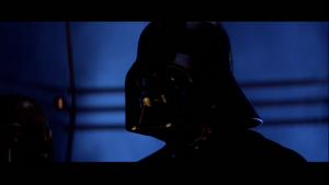 Vader gives