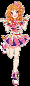 Akari parade S3