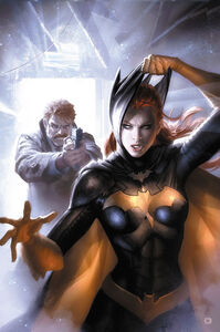 Batgirl Vol 4 26 Textless