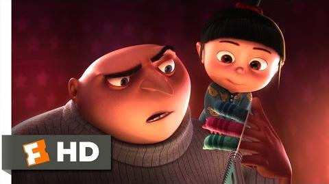 Despicable Me (10 11) Movie CLIP - Bedtime Story (2010) HD