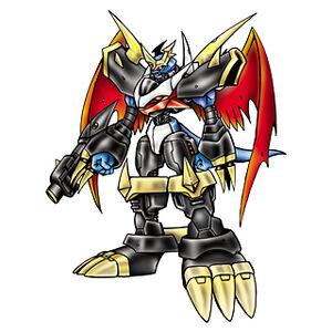 Imperialdramon fighter