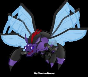 Pharynx bug form by vector brony-dbm8cj9