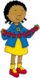 Clementine (Caillou)