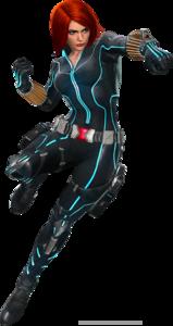 Black-Widow-Marvel vs Capcom Infinite