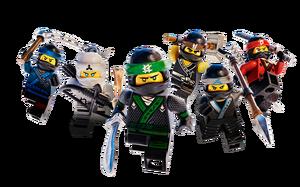 Lego ninjago characters 2017