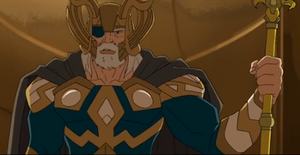 Odin Borson (Earth-12041) 002