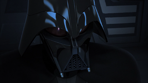 Vader acknowledges