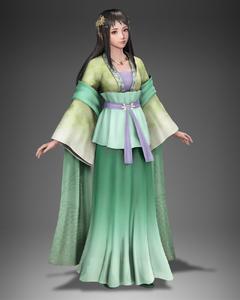 Xiahouji Civilian Clothes (DW9)