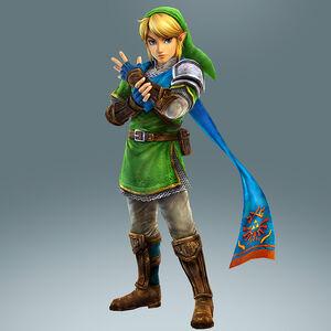 Zelda hyrule warriors link