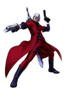 !devilProject X Zone Dante